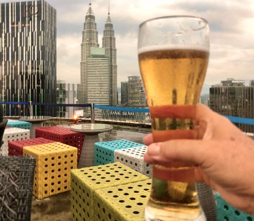 Heli Lounge and Rooftop Bar Kuala Lumpur