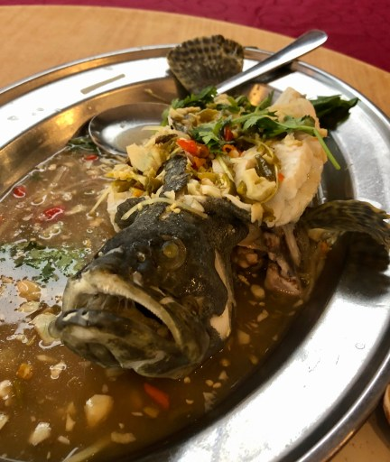 Seafood Restaurant Cenang Beach