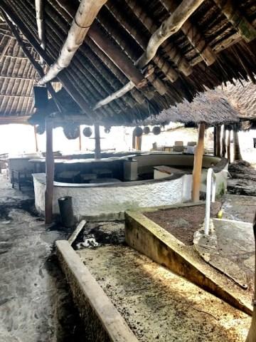 Abandoned Diani Beach Bar
