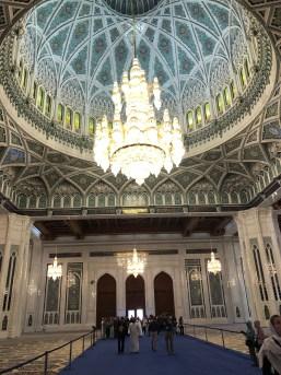 Sultan Qaboos Grand Mosque Oman