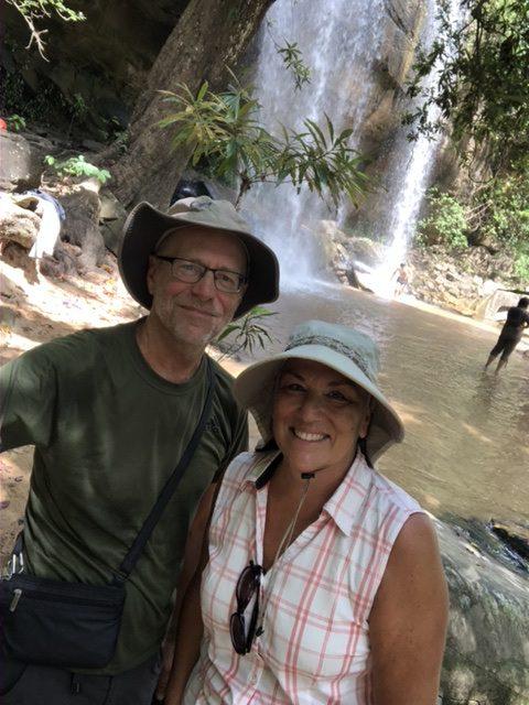 Sheldrick Falls Kenya