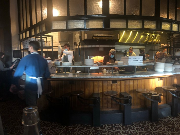 Stoneburner Restaurant Ballard