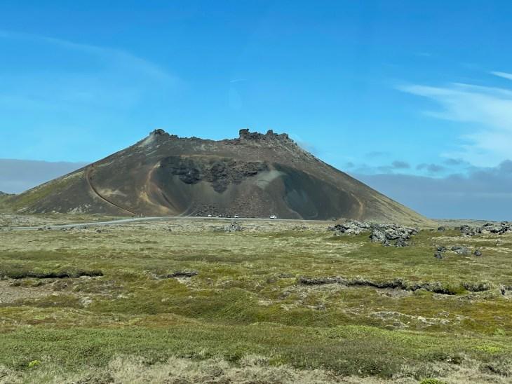 Saxholl Iceland