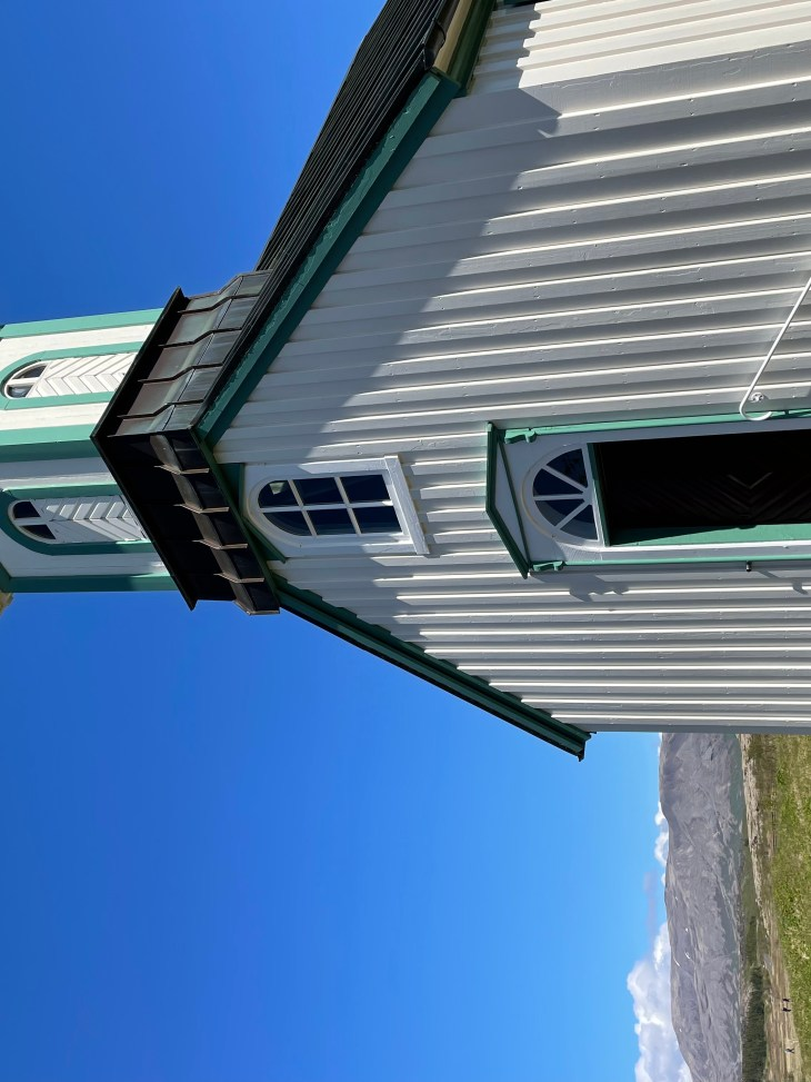 Churches in Iceland