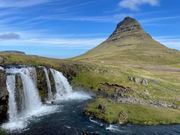 Kirkufell Iceland