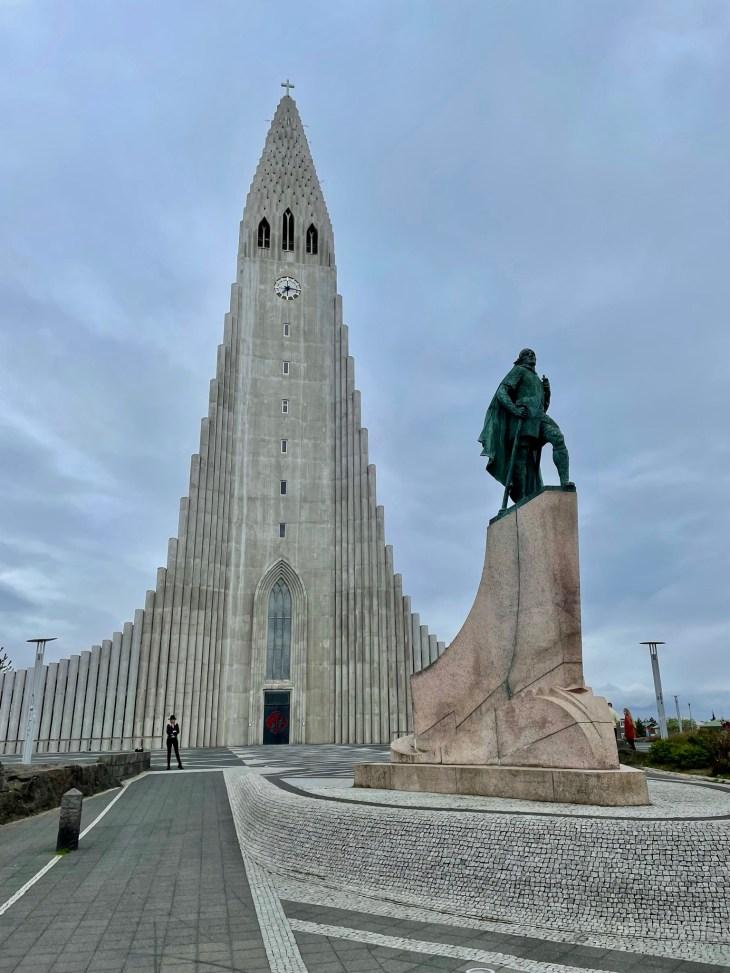 Hallfrimskirja Reykjavik