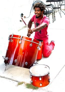 insta drummer solo