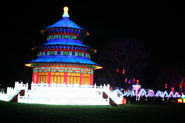 Replica of the Temple of Heaven