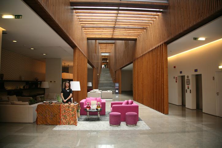 Inspira Santa Marta interiors