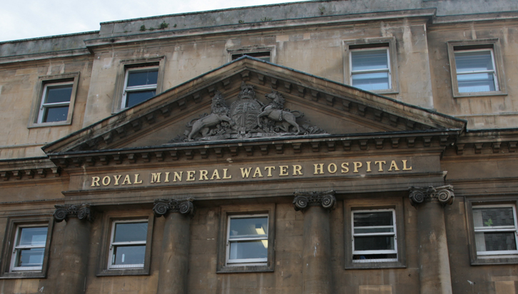 Bath's Royal Mineral Water Hospital