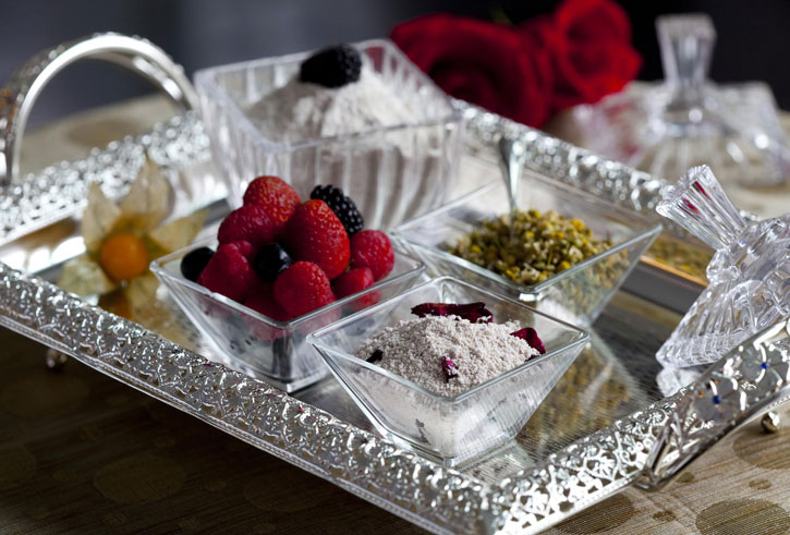 The English Afternoon Tea signature spa treatment at the Majestic Spa – Courtesy of YTH Hotels
