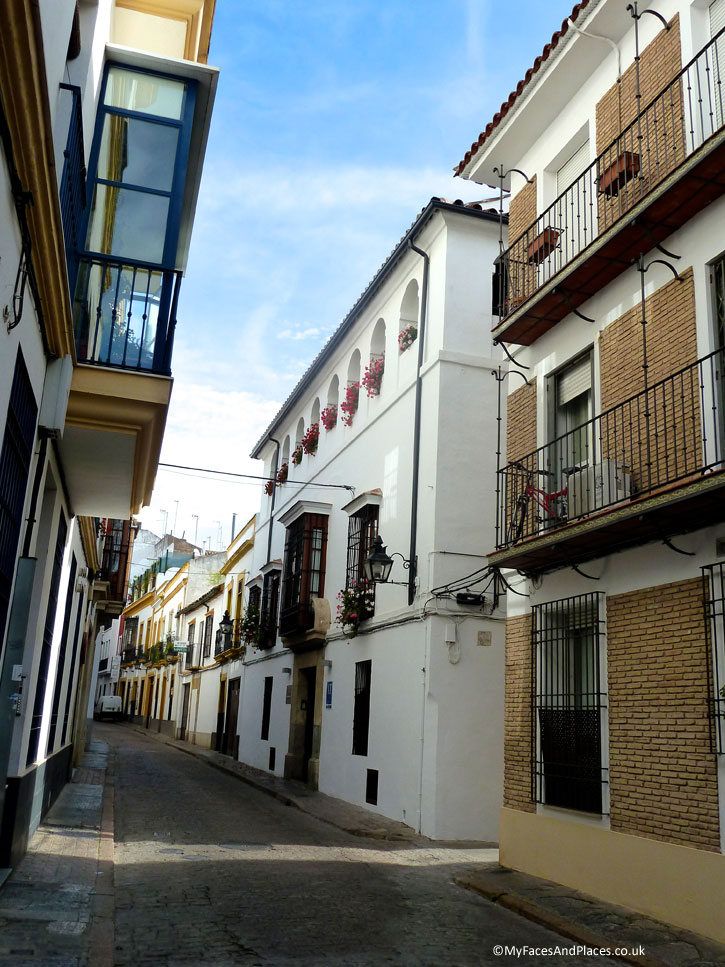 Quaint Streets in Cordoba