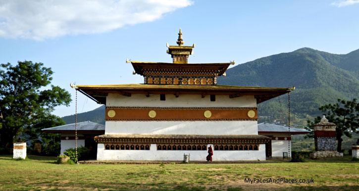 Chimi Lhakhang Fertility Temple in Punakha - Bhutan the Beautiful