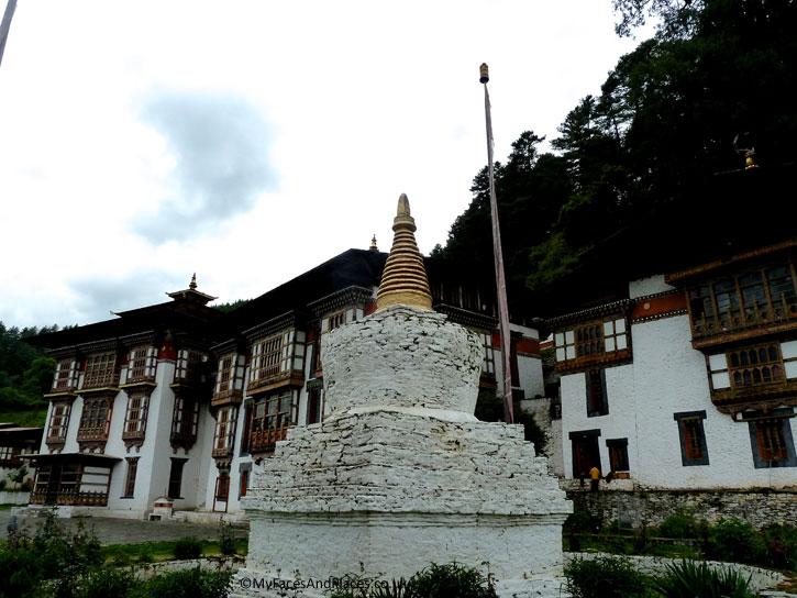 Guru Rinpoche's Kurjey Lhakhang Temple - Bhutan the Beautiful