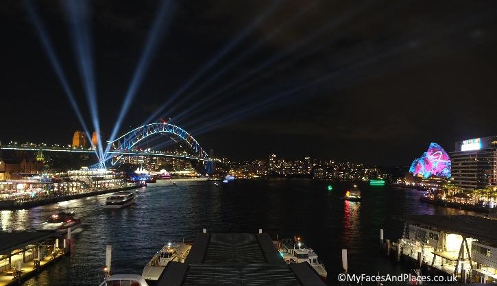Sydney Stopover - The annual spectacular light festival of Vivid Sydney