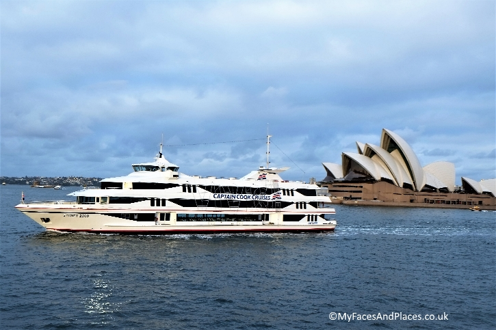 Sydney Stopover - Sail on Captain Cook Cruises to enjoy the fabulous Sydney Harbour attractions