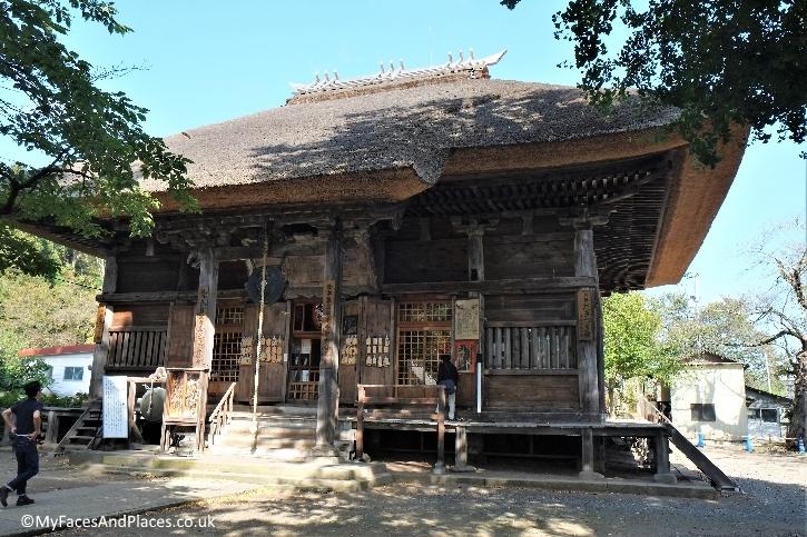 The Juichimen Senju Kannon Temple