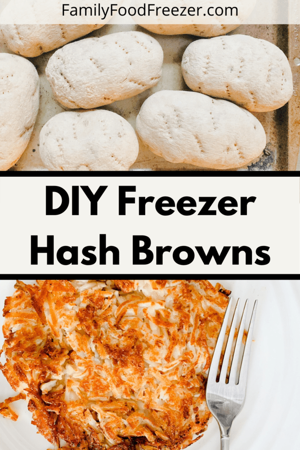 Freezer hash browns | How to make and freeze hash browns | Homemade frozen hash browns | Frozen hash brown | Hash brown frozen | Frozen hash browns | Hash browns frozen | Shredded potatoes