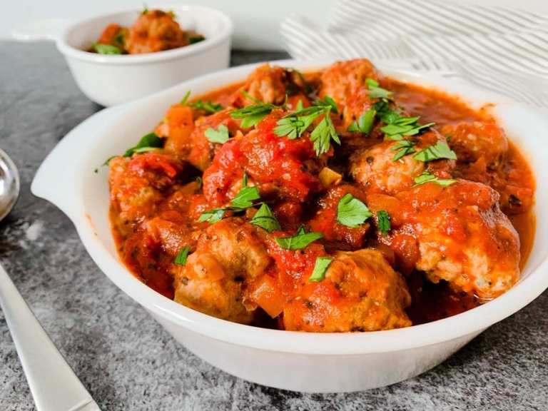 Meatballs with Italian Sausage and Ground Beef