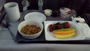 First Class Breakfast