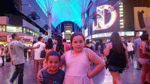 las vegas nevada with kids