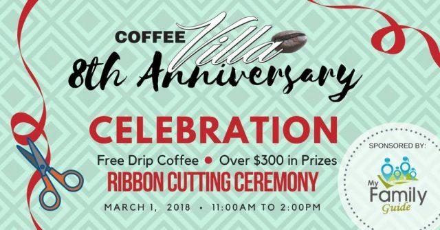 Coffee Villa event vancouver wa