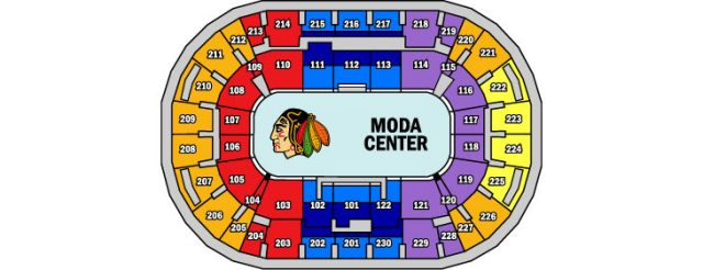 moda center winterhawks