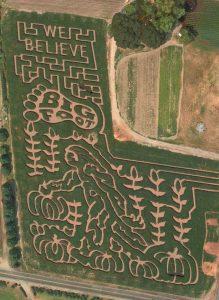 harvest fest bigfoot the pumpkin patch