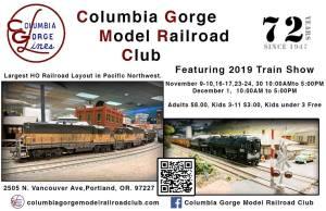 train show portland