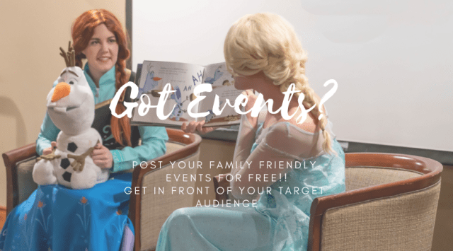 events on my family guide