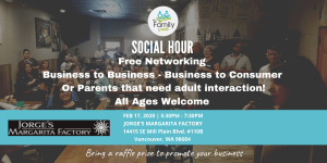 networking in vancouver washington