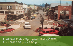 downtown camas first friday
