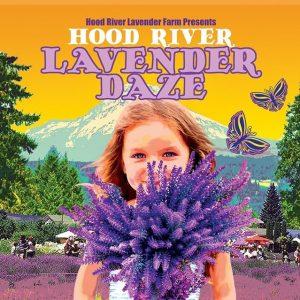 lavender daze festival hood river