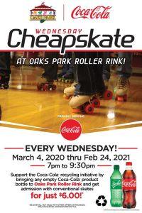 cheap skate oaks park