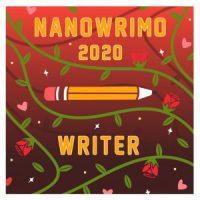 Camp 2020 Writer logo
