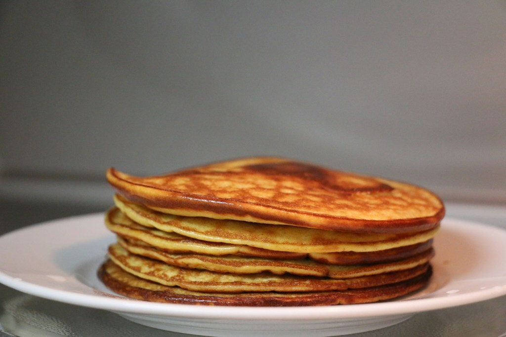 Perfecting the VERY LOW Carb Pancake