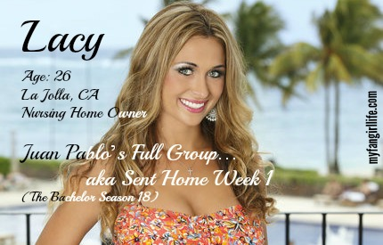 EDIT - Lacy (Bachelor In Paradise)