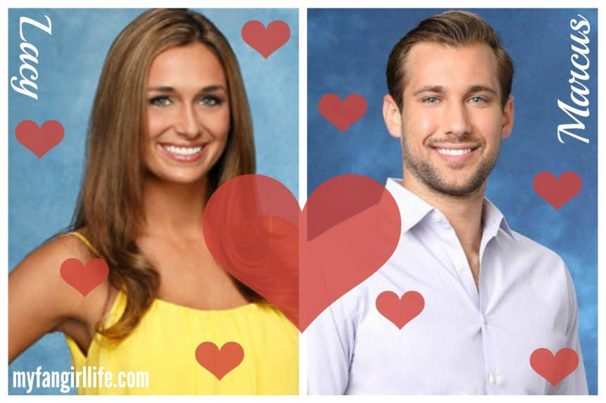 Bachelor in Paradise - Lacy + Marcus