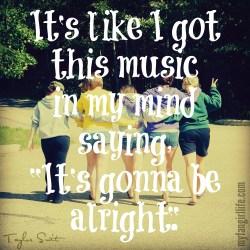 Taylor Swift 1989 Lyrics - Shake It Off 3