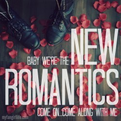 Taylor Swift 1989 Lyrics - New Romantics 1