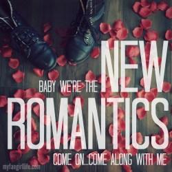 Taylor Swift 1989 Lyrics - New Romantics 1