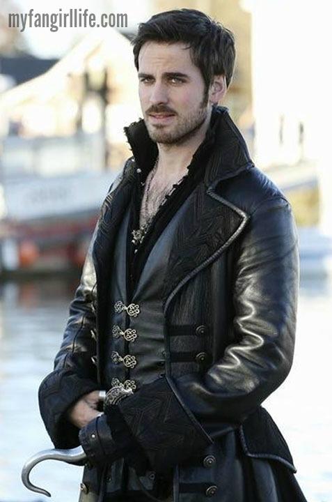 Colin O'Donoghue as Hook