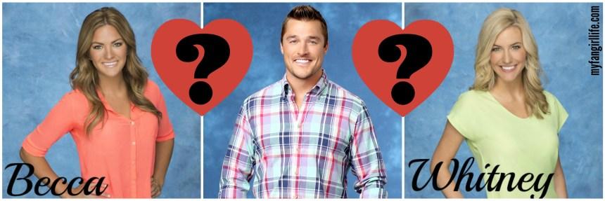 Bachelor Season 19 Chris Soules - Top 2