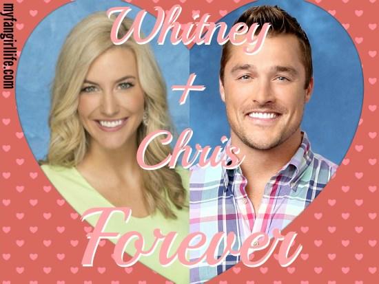 Bachelor Season 19 Chris - Winner Whitney