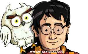 Harry Potter Cat Names For Male and Female