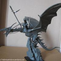 Dark Elves: Dreadlord on Black Dragon