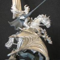 Dark Elves: Druchii Anointed on Dark Pegasus
