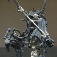 Vampire Counts: W'Soran prince of Rasetra, father of Necrarch vampires