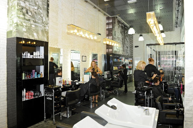 Salon Choice Loft Fifth Avenue Salon Dubai MyFashDiary