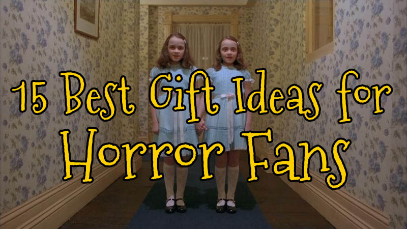 15 Best Gift Ideas for Horror Fans from Amazon